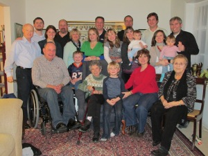 Jean McClellan & Family