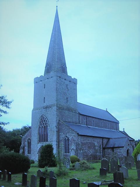 1st church