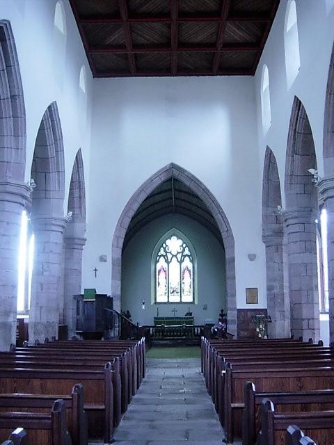 St Nics interior